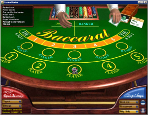 The Origin of Baccarat-