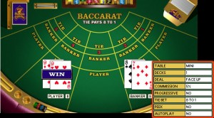 Past History of Baccarat