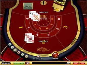 Play casino baccarat for free geant casino angouleme recrutement