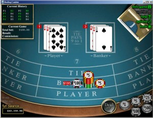 Croupier streaming